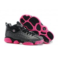 Girls Jordan Jumpman Team 2 Dark Grey/Vivid Pink/Black/Metallic Silver For Sale Top Deals AeHyS