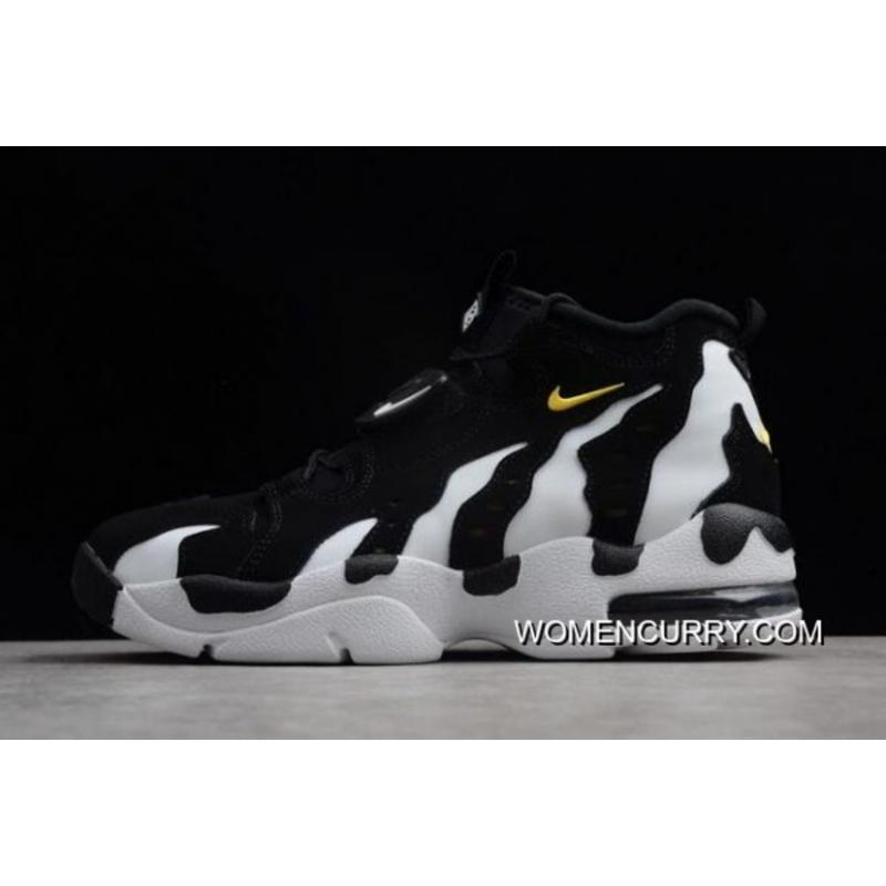 64fa7fe70b0c Nike Air DT Max '96 Black Varsity Maize-White 316408-003 New Release