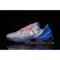 Under Armour SpeedForm XC Mens Grey Sapphire Blue New Arrival
