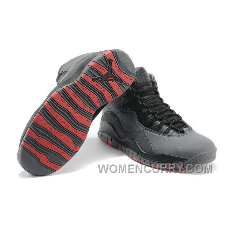 air jordan 10 retro mens cool grey