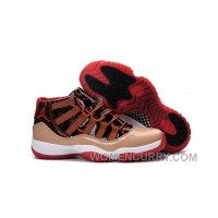 2017 Mens Air Jordan 11 Brown Red Black For Sale Lastest TN8dpW6
