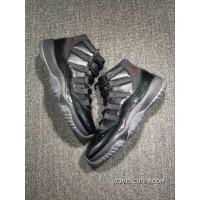 Air Jordan 11 All Black Online
