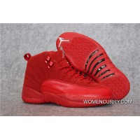 Air Jordan 12 'Red Suede' Best