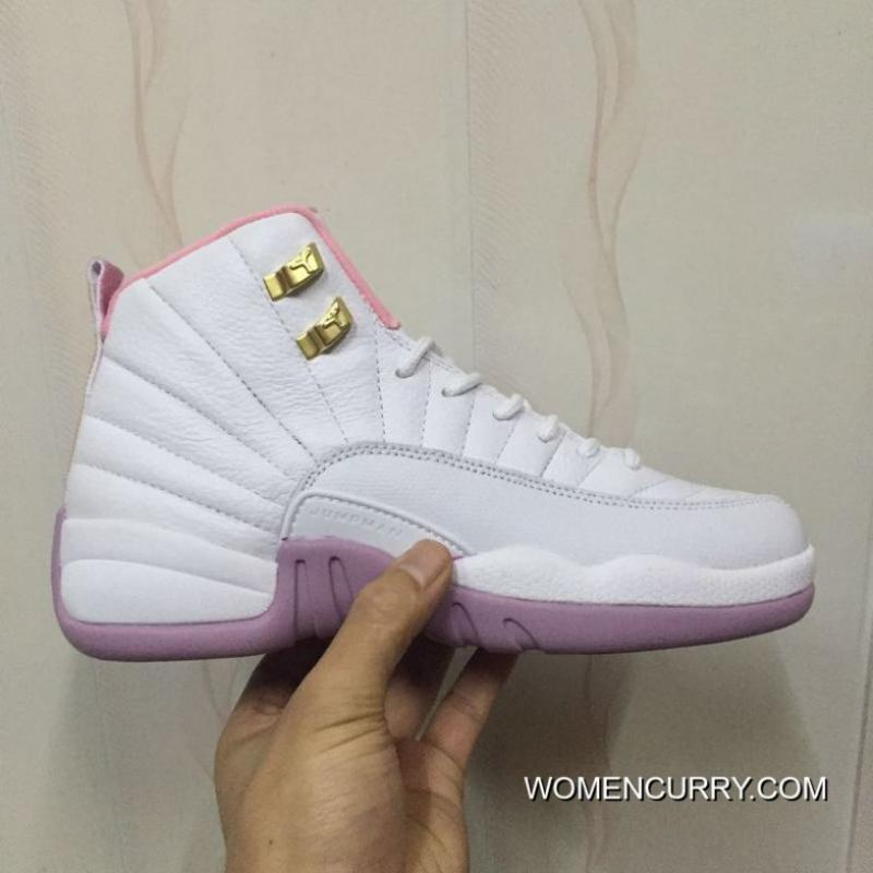 factory price 9e635 ed16a Cheap Nike Air Jordan 12 Heiress Plum Fog Best