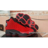 'What Is Love' Air Jordan 13 Pack Gym Red/Black 2 New Style