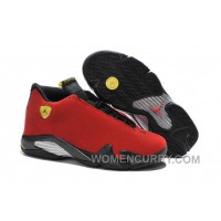 "2017 Mens Air Jordan 14 ""Ferrari"" For Sale Sy776r7"