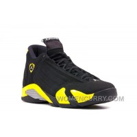 "Mens Air Jordan 14 Retro ""Thunder"" For Sale CR7HR2b"