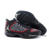 Air Jordan XX9 Black/White-Gym Red Copuon Code
