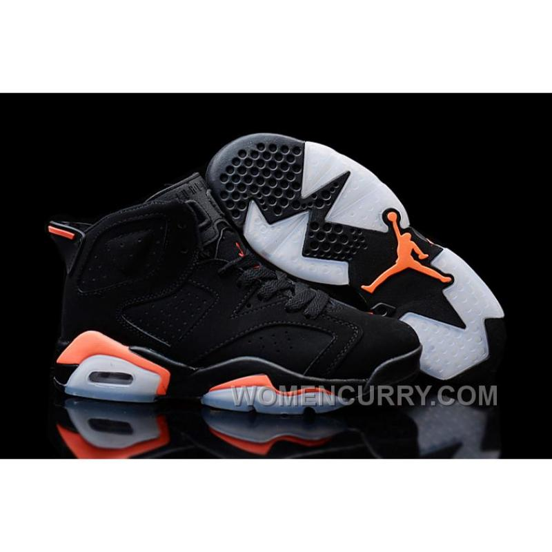 Air Jordan 6 Retro BlackInfrared23 For Sale