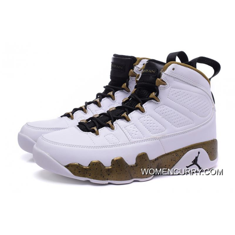 sports shoes 887d1 f22be ...  Copper Statue  Air Jordan 9 White Black-Militia Green Lastest.  Description  Size Chart