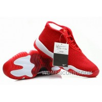 Mens Air Jordan Future Glow True Red For Sale Discount 6RMK8R