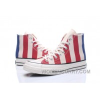 Converse 2017 Chuk Taylor All Star 1970s 1970S 153850C Women/men American Flag Free Shipping