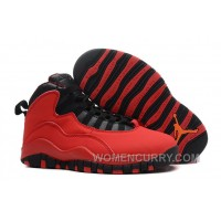 "Air Jordan 10 ""Fusion Red"" For Sale Super Deals H7FmS"