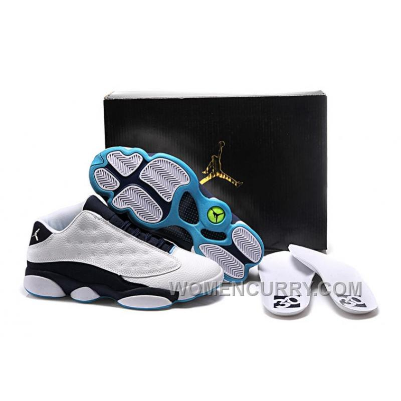 "huge selection of f2d2a 53cdb USD  80.69  259.00. Girls Air Jordan 13 Low ""Hornets"" ..."