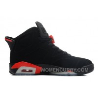 Air Jordan 6 Black/Infrared For Sale Christmas Deals 5kQX2e
