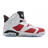 "Air Jordan 6 ""Carmine"" For Sale Discount D8kCJ"