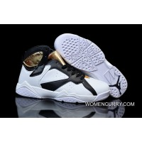 Air Jordan 7 GS Retro Championship Pack New Style