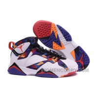 "2017 Girls Air Jordan 7 ""Nothing But Net"" For Sale Top Deals KPj83"