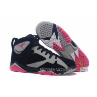 "Girls Air Jordan 7 ""Fuchsia Flash"" For Sale Lastest"