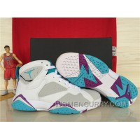 Girls Air Jordan 7 Neutral Grey/Mineral Blue For Sale Christmas Deals