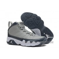 Air Jordan 9 Medium Grey/Cool Grey-White For Sale Discount NFkb8
