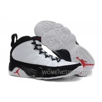Air Jordan 9 White/Black-True Red For Sale Top Deals JEJnPDm