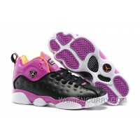 Girls Jordan Jumpman Team 2 Black/Hyper Orange-Purple Dusk-White For Sale Cheap To Buy AfYszX8