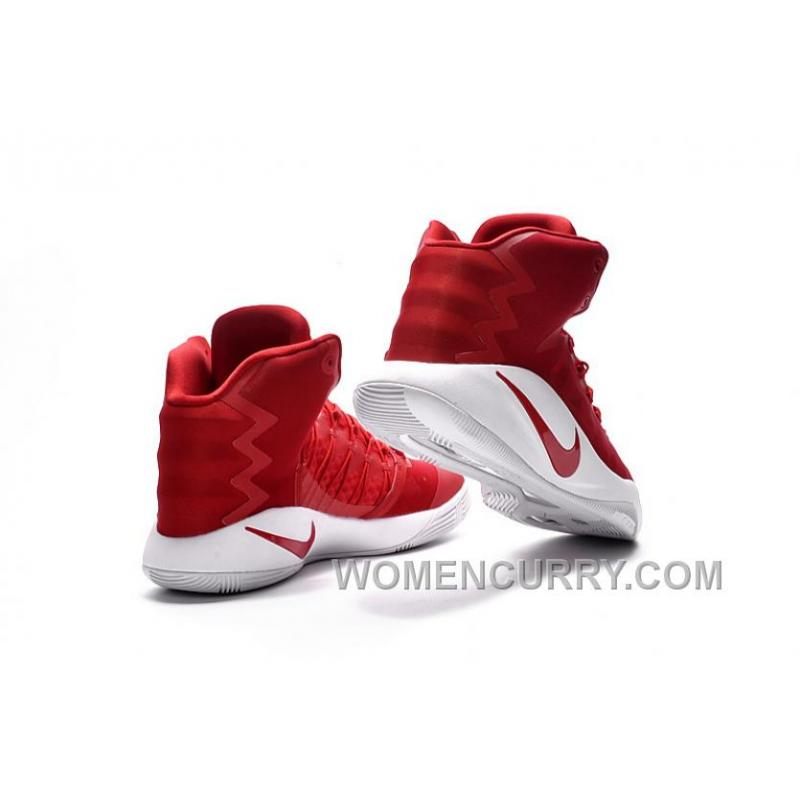 pretty nice c357f 64257 ... Girls Nike Hyperdunk 2016 University Red White University Red For Sale  Cheap To Buy ...