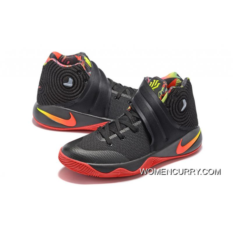 best service fd287 1953a ... coupon code for tax free girls nike kyrie 2 dream black red bcca7 5ef17