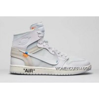 Super Deals Air Jordan 1 Generation Off-white X 1 White Original Product No: Number 7 5 Aq0818-100-13 Yards