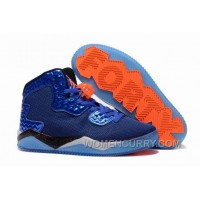 "Mens Jordan Air Spike 40 Forty PE ""Game Royal"" Discount KhYna"
