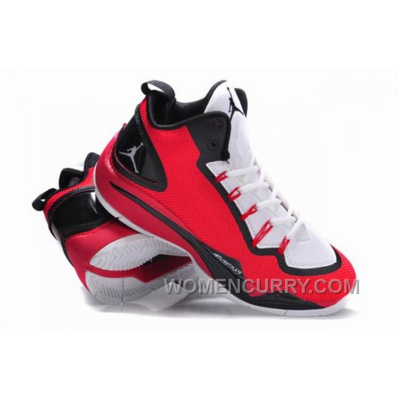 Jordan SuperFly 2 PO Clippers Red Shoes