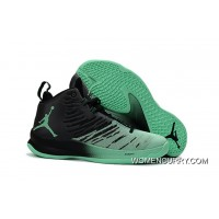 Jordan Super.Fly 5 Green Glow/Black-White Online
