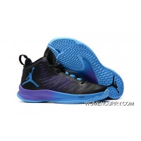 "New Jordan Super.Fly 5 X ""Black Grape"" Men's Basketball Shoe Online"