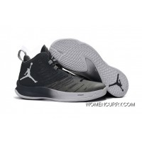 New Jordan Super.Fly 5 Cool Grey/Wolf Grey/White Men's Basketball Shoe For Sale