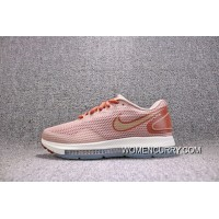 Super Deals Zoom All Out Low 2 0 Nike Filaments 2 Cushioning Palm Of The Running Shoes Pink Women Aj0036-200