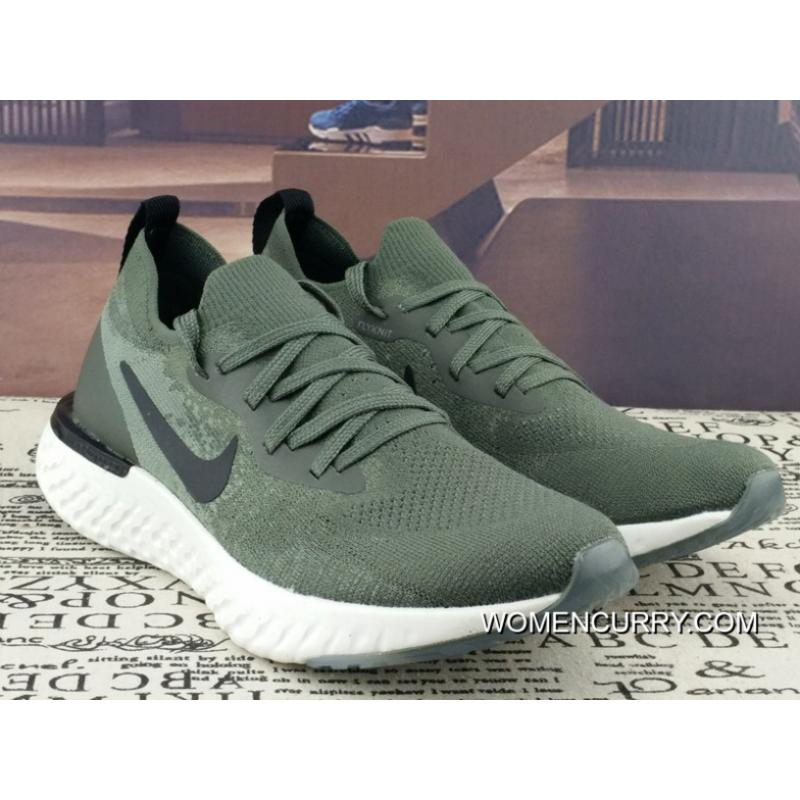 new concept 1056e 5290d Outlet LUNAREPIC-maria NIKE RECAT FLYKNIT Knit Running Shoes LUNAREPIC  Ultra Light Running Shoes High Quality He Was Green