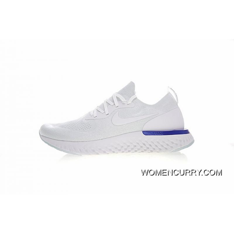 5a155516d0522 Women Shoes And Men Shoes High Version Nike Epic Foot Feeling 18 Ss React  Flyknit Foam ...