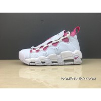 New Year Deals Nike Air More Money QS Big Air Breast Dont Note White Pink Be Limited AJ7383-100
