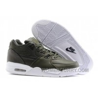 NikeLab Air Flight 89 Olive Green Mens Basketball Shoes Discount WBpTs7