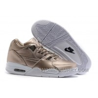 NikeLab Air Flight 89 Vachetta Tan/White/Vachetta Tan Mens Basketball Shoes Top Deals YDGMbax