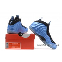 Nike Air Foamposite One Royal Blue Spray New Release