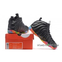 For Sale Nike Air Foamposite One Black And Colorful