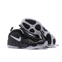 Nike Air Foamposite Pro Dr. Doom-Black /White Release Copuon Code