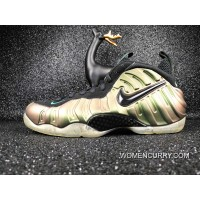 Nike Air Foamposite Pro Dark Pine /Black Super Deals