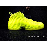Nike Air Foamposite Pro Volt -Volt /Black For Sale