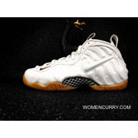 Nike Air Foamposite Pro Winter White Free Shipping