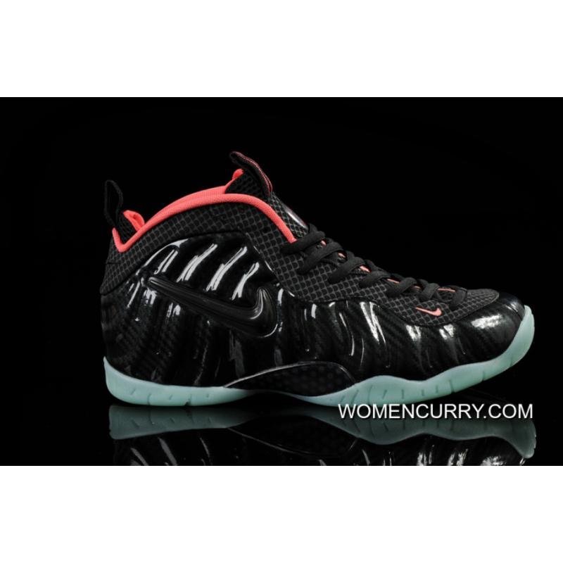 promo code 69ae9 e64ab Nike Air Foamposite Pro Premium Yeezy- Black/Black-Laser Crimson Cheap To  Buy