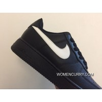 Top Deals Nike Air Force 1 07 Lv8 Bass Aa4083-001 Black And White 688f810dfa11