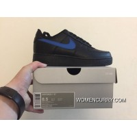 Nike Air Force 1 07 Lv8 Bass A Black Orchid Aa4083-003 Free Shipping